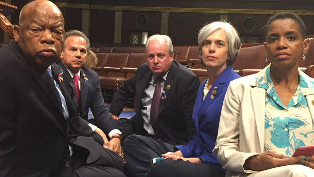 What's next for the House sit-in on gun control?