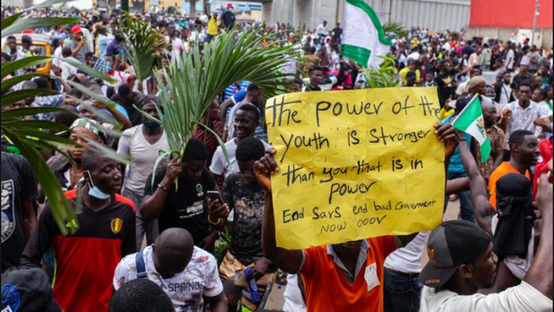 The Fight to #EndSARS and Transform the Nigerian Political System