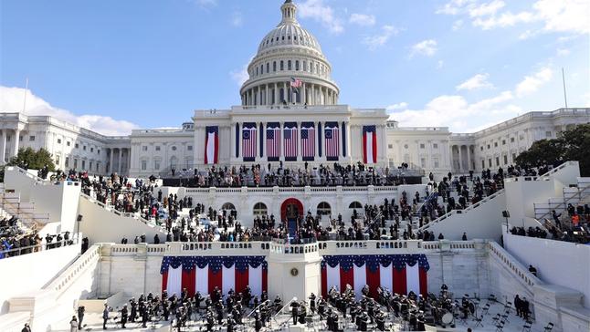 OFFICIAL: Joe Biden Sworn in as America's 46th President