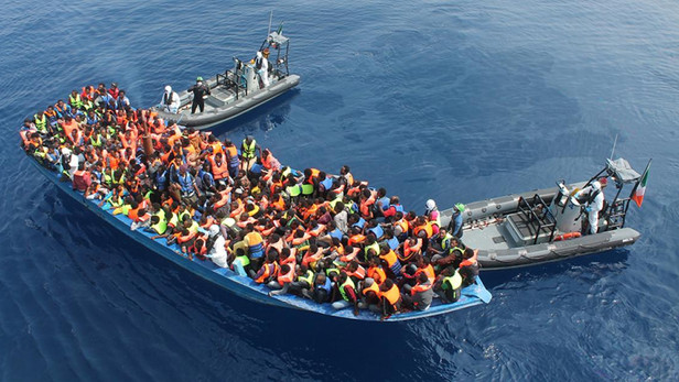 How a Coronavirus-ridden Europe could soon be overwhelmed by another migrant crisis