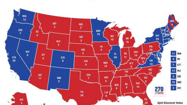 Did the Electoral College fail during the 2016 presidential election?