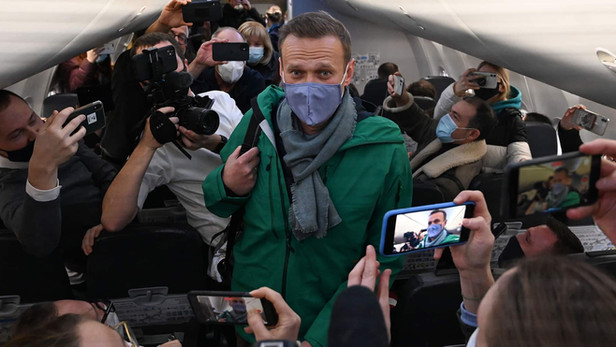 Alexei Navalny: From Opposition to Arrest
