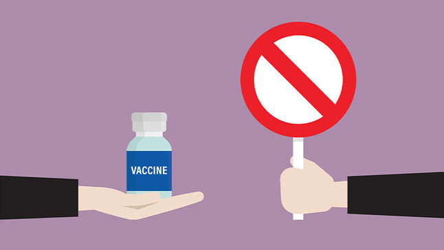 Vaccination Resistance in the United States