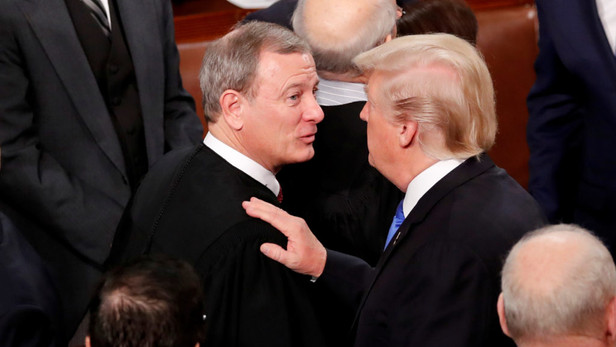 John Roberts: The Chief Justice America Needs