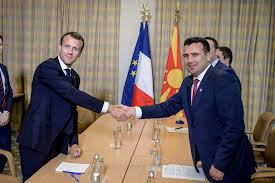 President Macron's Veto for North Macedonian and Albanian European Union Accession