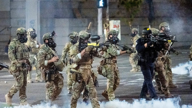The Election Stunt of Deploying Federal Forces to Portland, and Why It Might Be Effective