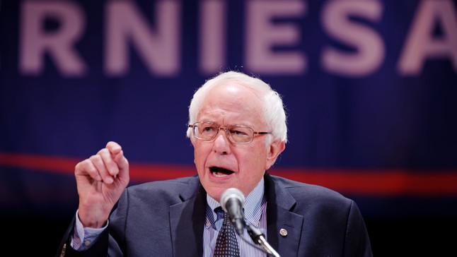 The Global Case for Bernie Sanders