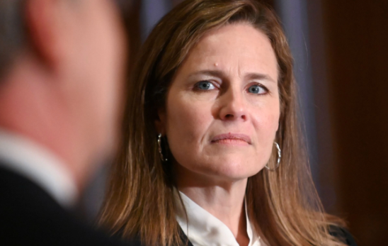 The Arrival of Amy Coney Barrett (2/2)