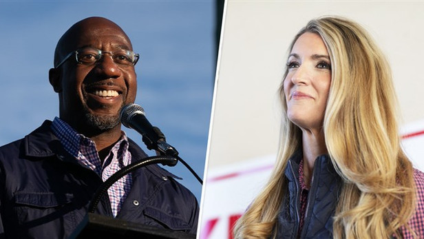 The Senate Comes Down to Georgia: Raphael Warnock vs Kelly Loeffler