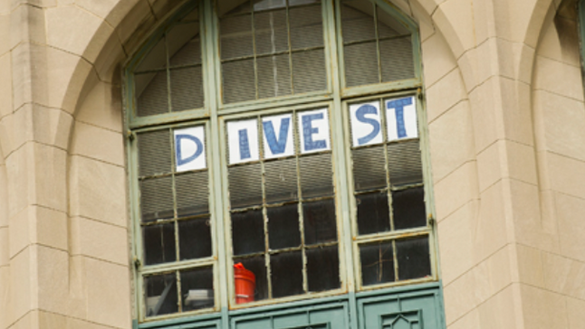 BREAKING: Boston University Announces Divestment from Fossil Fuels