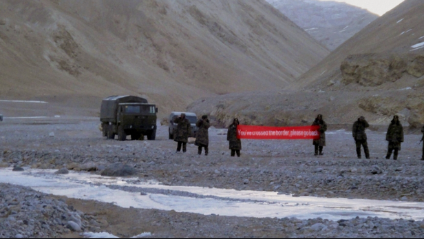 An Everlasting War: the China-India Border Conflict
