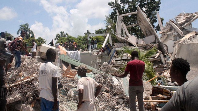 Haiti Earthquake Revitalizes Uncertainties About Who Can and Should Lead the Aid Effort