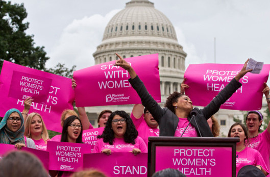 To Fund or Not to Fund: The Battle Over Planned Parenthood