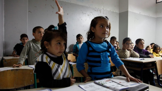 Syria's Children: Crisis and hope