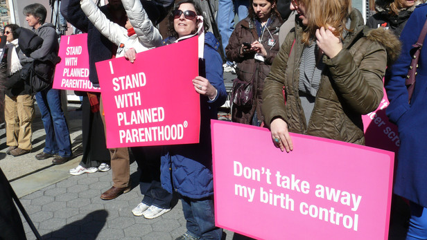 Another attack on Planned Parenthood