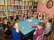 Астаповская библиотека кружок Волшебный