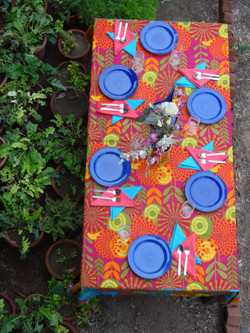 Table Cover Reversible