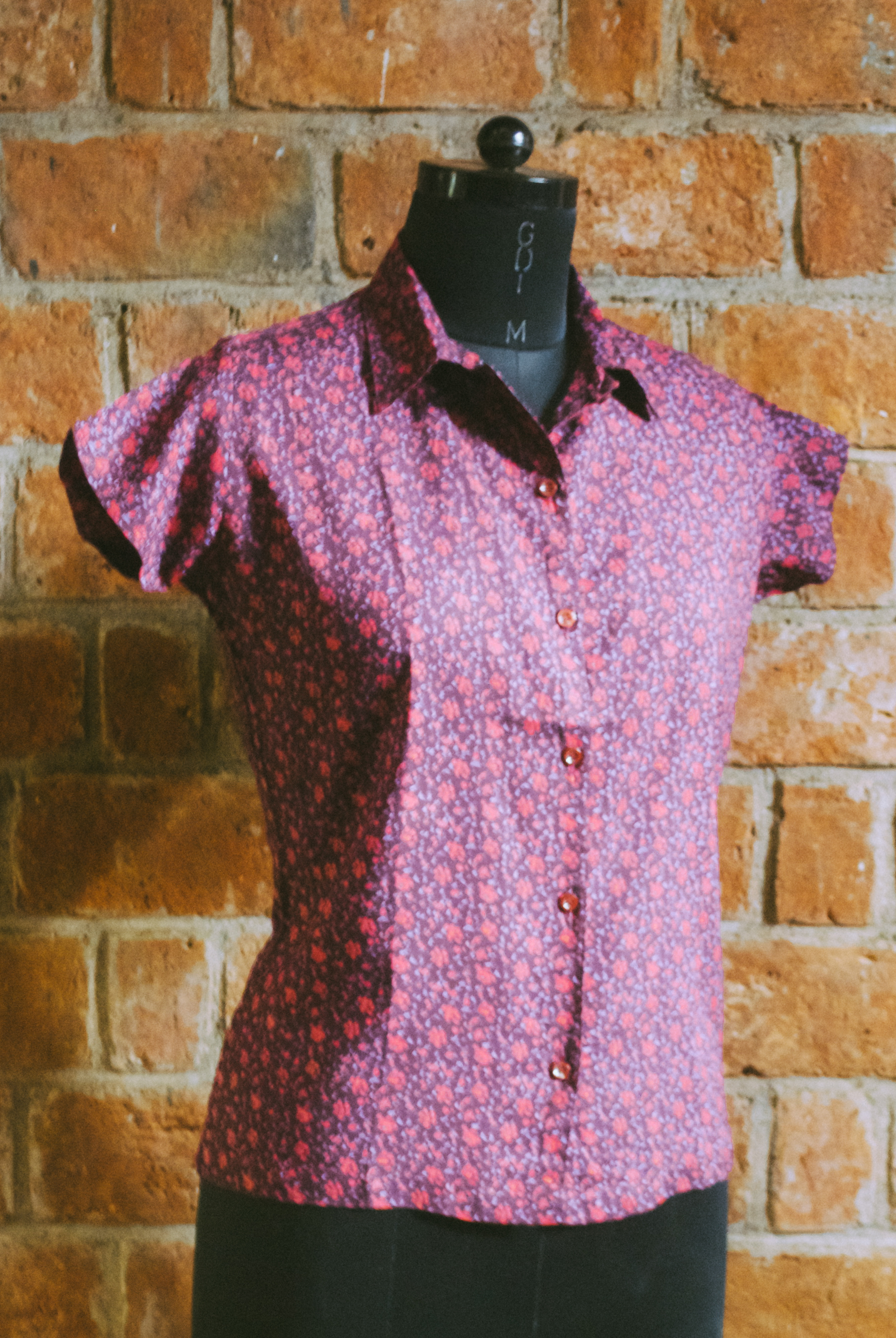 Ladies Shirt Magyar Sleeve