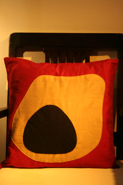 Cushion Art Silk (CCT - 1)
