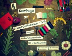 Annual Crafts Bazaar, Chennai (2016)