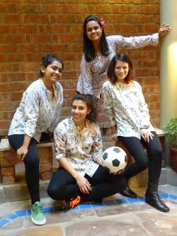 Ladies Shirt Mandarin Collar (LSMC)