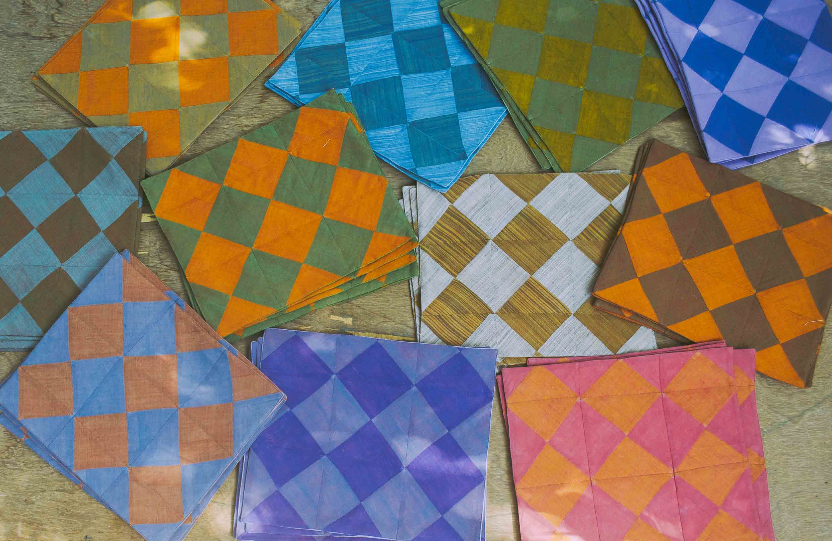 Table Mat Sets in Handloom PW