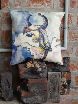 Cushion Cover Cow (CCPCB)