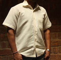 Shirt Half Sleeve Linen (SHSL) 1