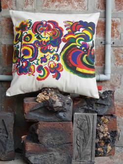 Cushion Cover Gora Painting (CCPG)