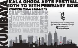 Ongoing Mela, Kala Ghoda (2016)