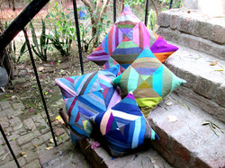 Cushion Cover Square Patchwork(CCSP)