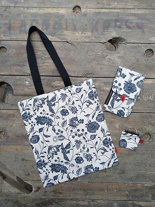 Rectangle Tote Bag Set