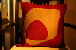Cushion Art Silk (CCT - 7)