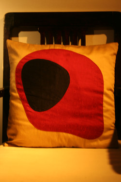 Cushion Art Silk (CCT - 3)