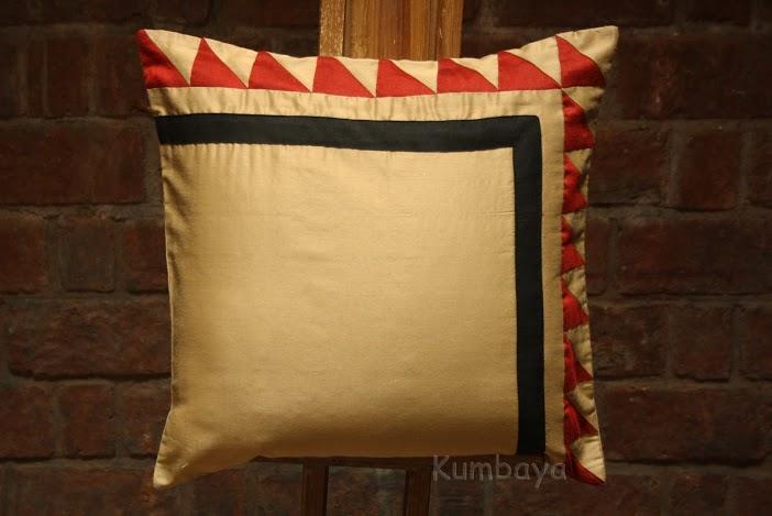 Cushion Art Silk (CCT - 11)