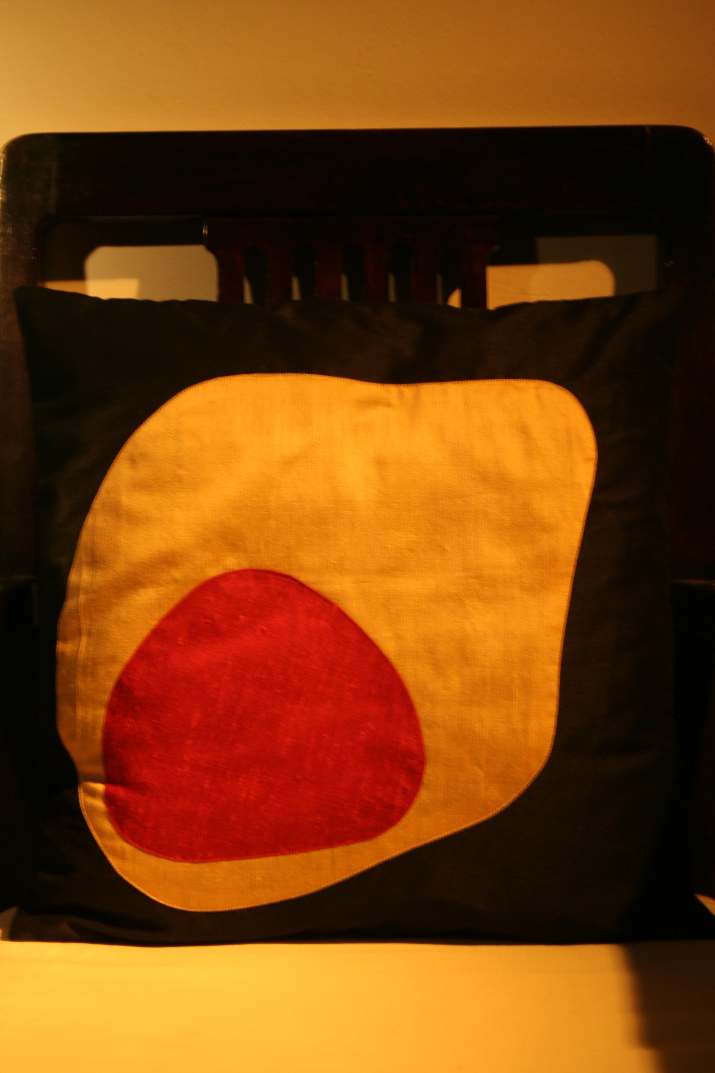 Cushion Art Silk (CCT - 2)