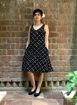 Dress Swing Sleeveless (DSSL)