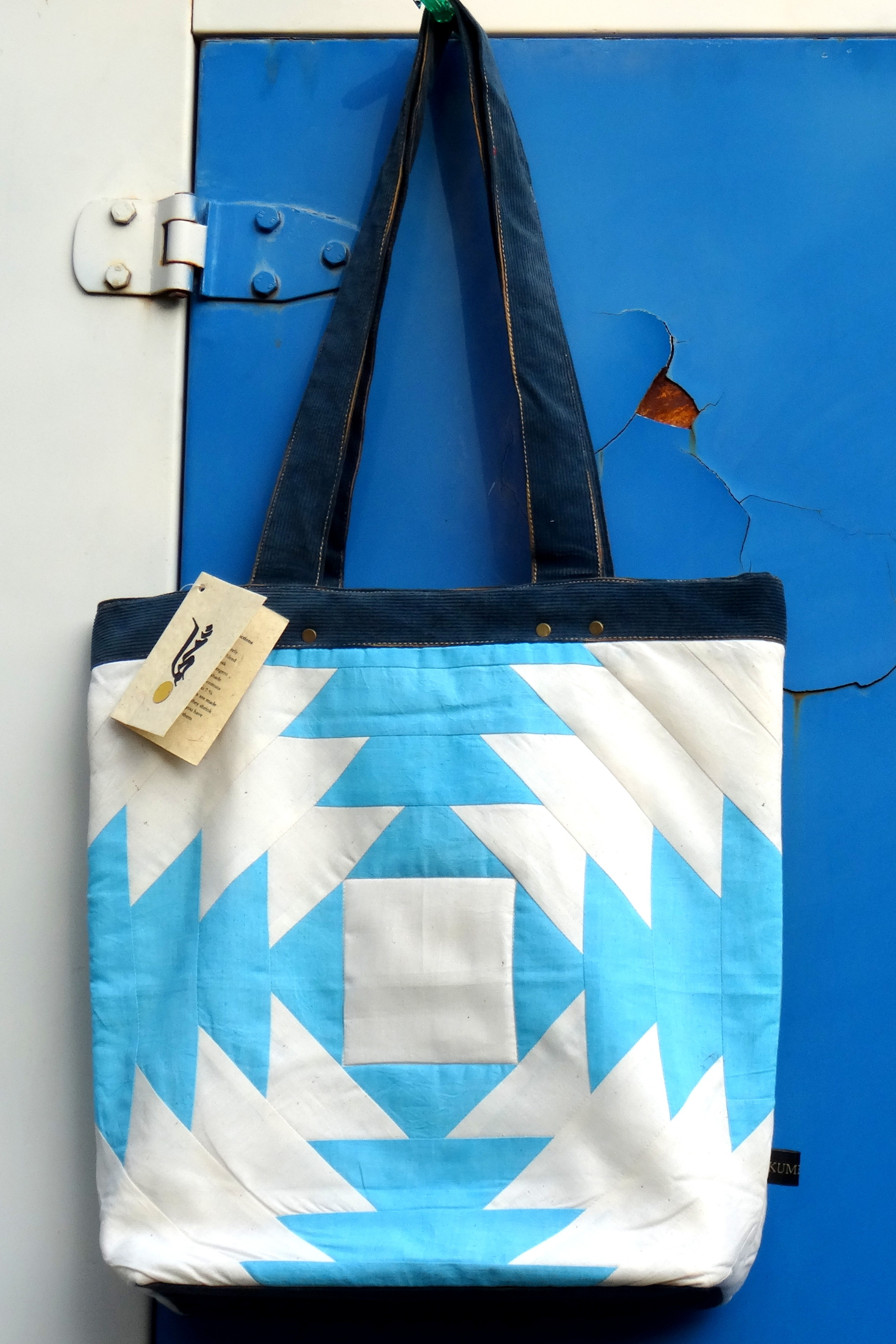 Tote Bag Pineapple Patchwork (TBPP)