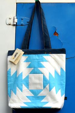 Tote Bag Pineapple Patchwork (TBPP)