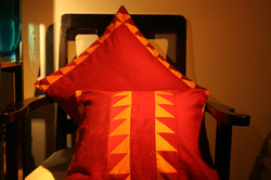 Cushion Art Silk (CCT - 10 & 11)