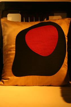 Cushion Art Silk (CCT - 5)