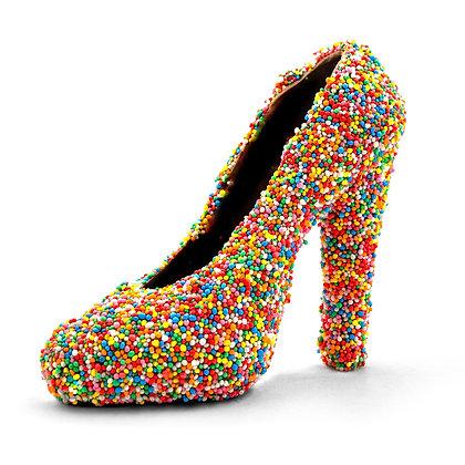 Ladies Freckled Shoe 150g
