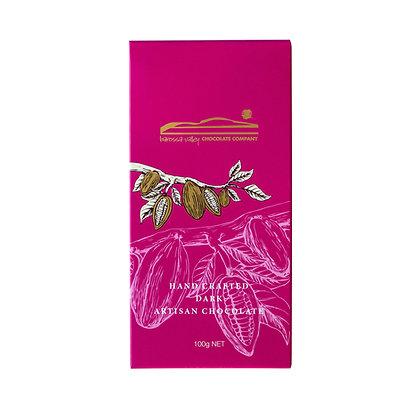 Dark Chocolate with Lemon & Raspberry 100g
