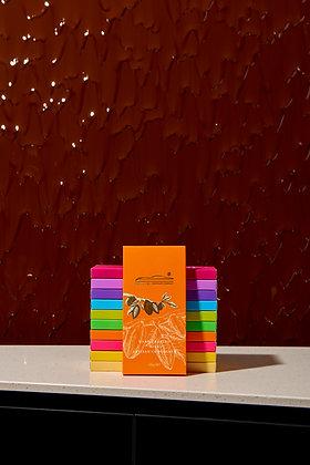 Milk Chocolate Peanut Brittle Block 100g