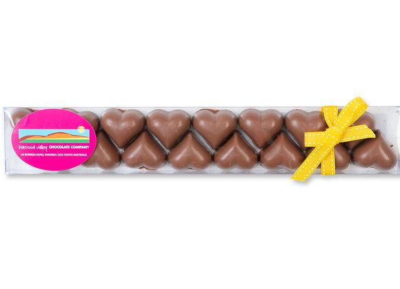 Milk Chocolate Hearts 200g