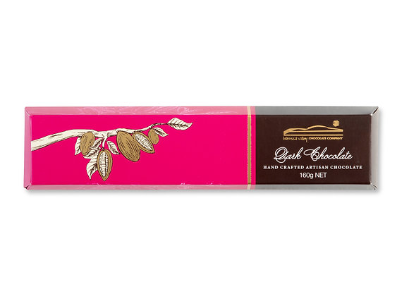 Dark Cranberry Pistachio Bar 160g