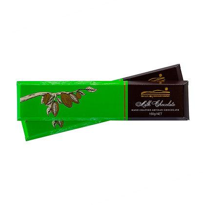 Milk Chocolate Bar with Salted Caramel 160g