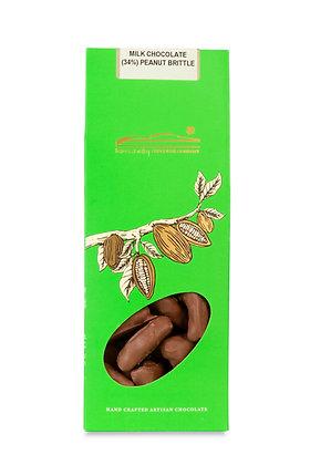 Milk Peanut Brittle Bag 250g