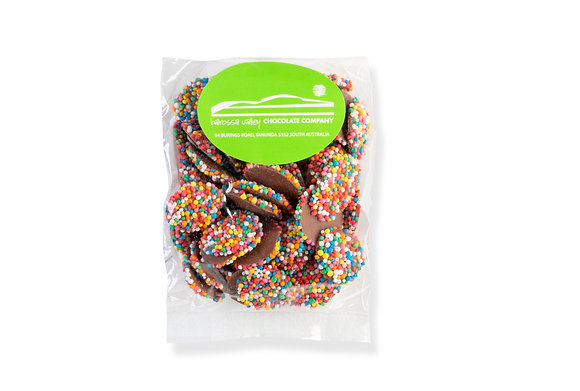 Milk Chocolate Freckled Buttons 150g