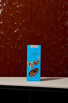 Milk Chocolate Spearmint Leaves 270g